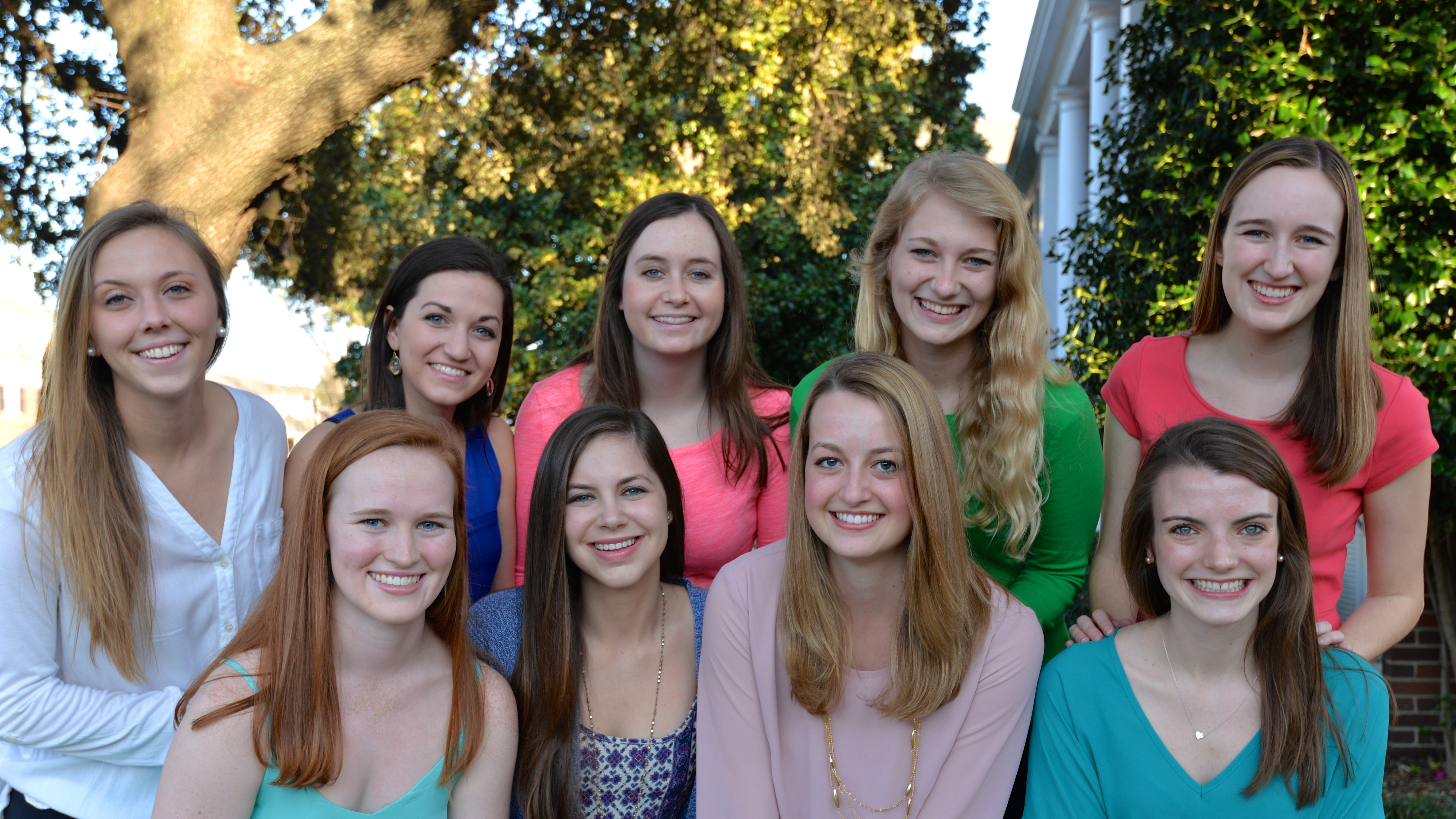 Emily Kate 78735 Instant Messages : Officers smu delta gamma